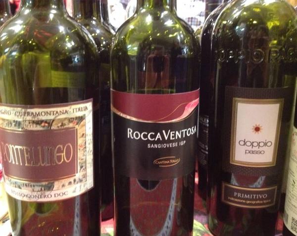 Culitalia-wijn