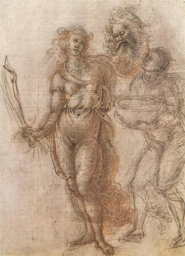 Da-Sangallo-Judith-Holofernes