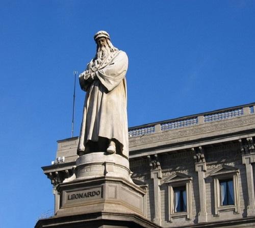 Da-Vinci-Milaan