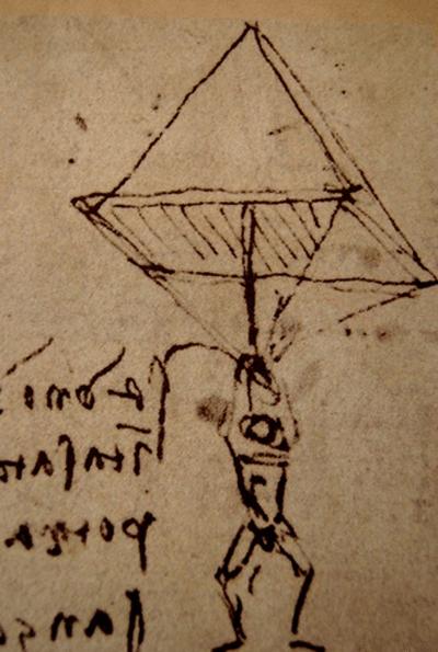Da-Vinci-vliegen