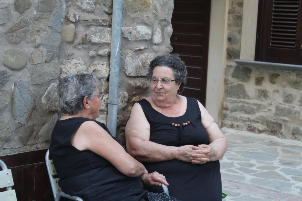 Dames in Acciaroli, Cilento - Campania