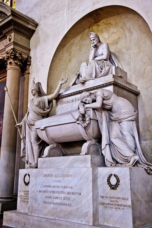 Dante-Florence-Santa-Croce
