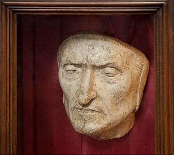 Dante-dodenmasker