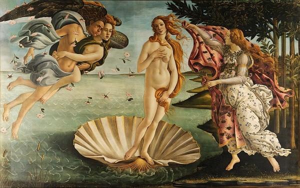 De-Geboorte-van-Venus-Botticelli-Uffizi
