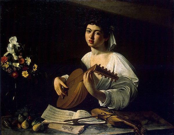 De-luitspeler-Caravaggio