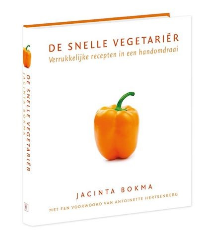 De-snelle-vegetariër-kookboek