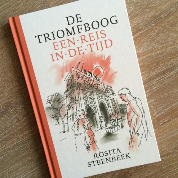 De-triomfboog-Een-reis-in-de-tijd-kinderboek-Rosita-Steenbeek