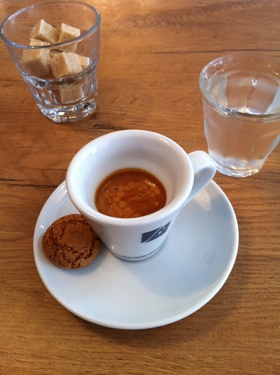 Diciotto-koffie