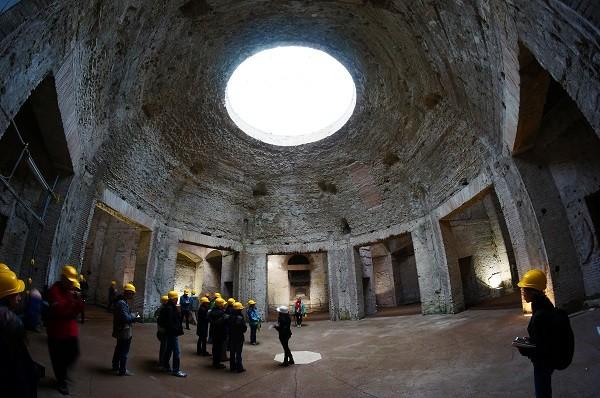 Domus-Aurea-Rome-Sala-Ottagonale