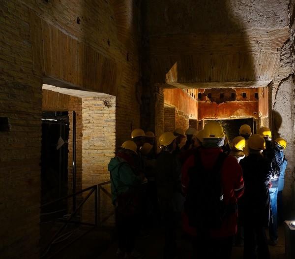 Domus-Aurea-Rome-rondleiding