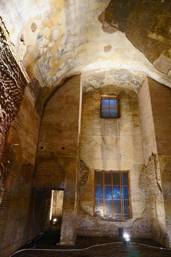 Domus-Aurea-Sala-della-Volta-delle-Civette