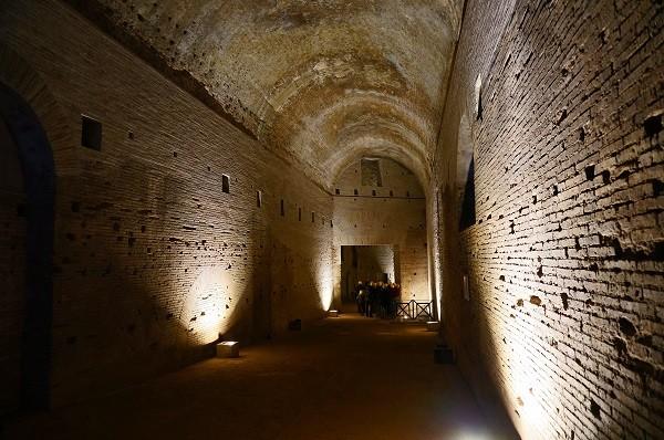 Domus-Aurea-gallerie-delle-Terme-di-Traiano