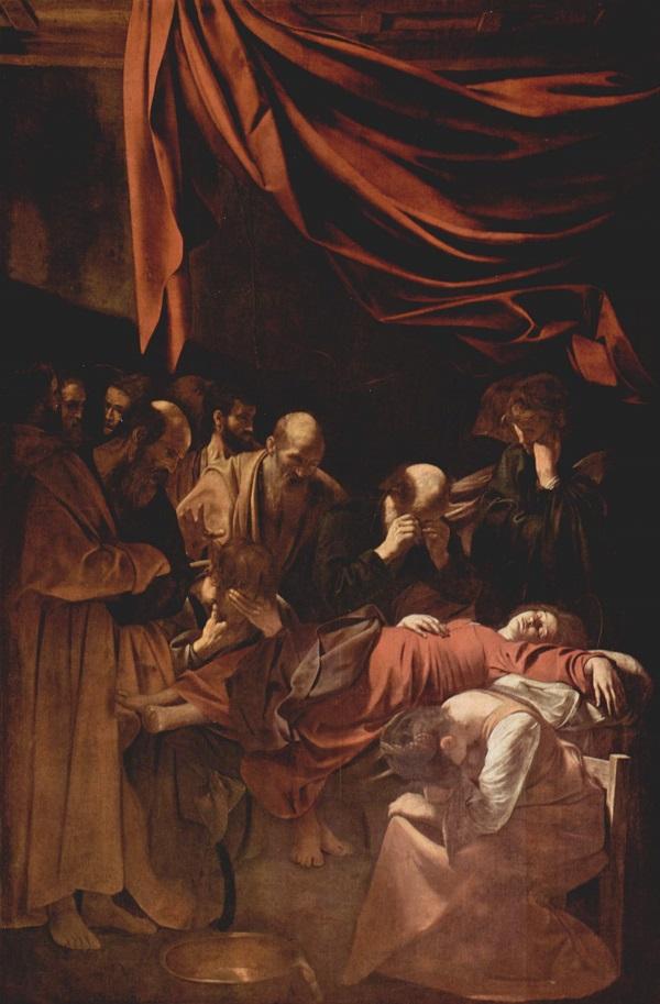Dood-Maria-Caravaggio