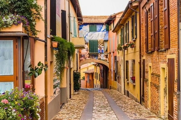 Dozza-Emilia-Romagna