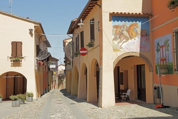 Dozza-muurschilderingen-Emilia-Romagna (2)