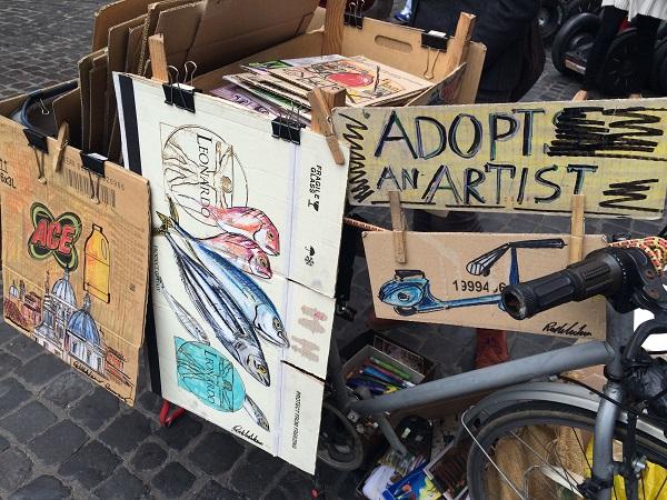 Drawing-Bike-Rome (12)