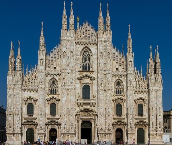 Duomo-Milaan