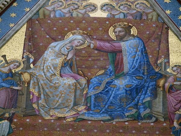 Duomo-Orvieto-mozaïek-Maria