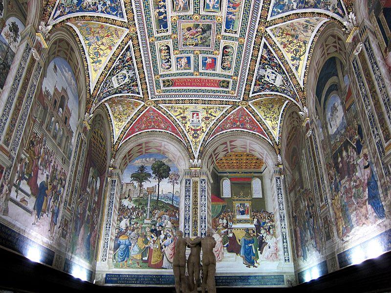 Duomo Siena - Libreria Piccolomini