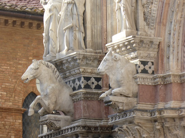 Duomo-Siena-dieren-2