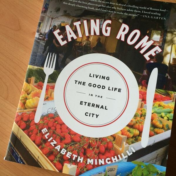 Eating-Rome-Elizabeth-Minchilli-boek