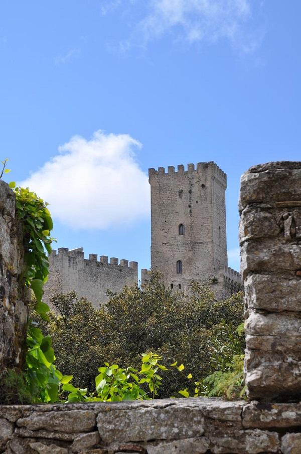 Erice-Sicilië-Castello-venere-Venus