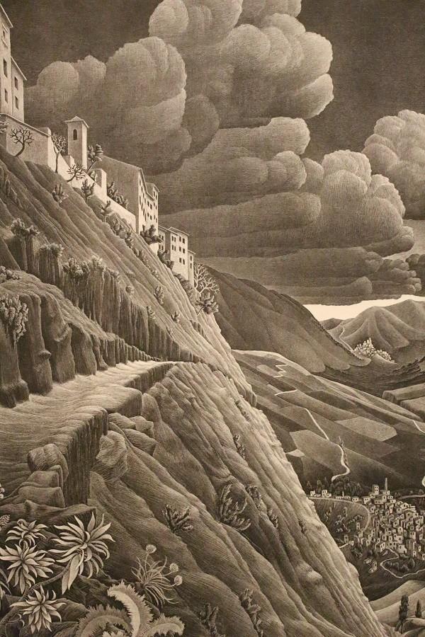 Escher-7-Castrovalva-Abruzzo