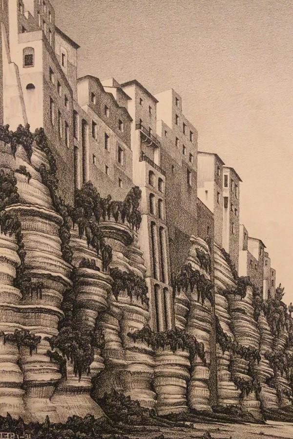 Escher-8-Tropea-Calabrie