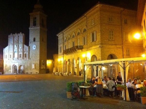 Etentje bij Terra Nostra in San Ginesio