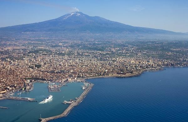 Etna-Catania