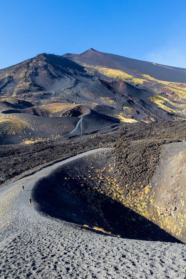 Etna-Sicilie