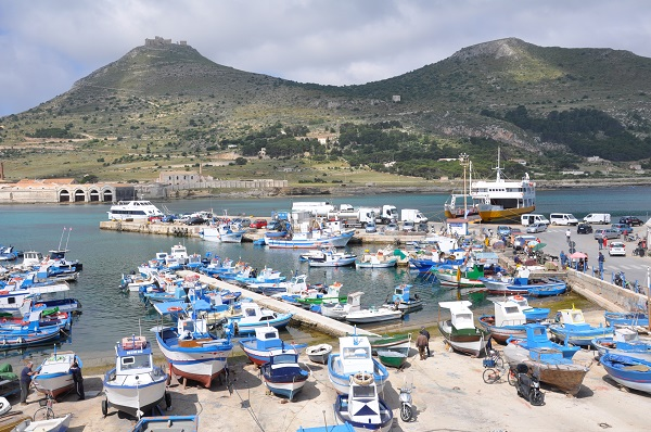 Favignana-haven