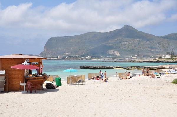 Favignana-strand