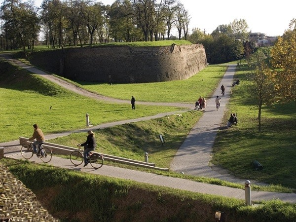 Ferrara-stadsmuren