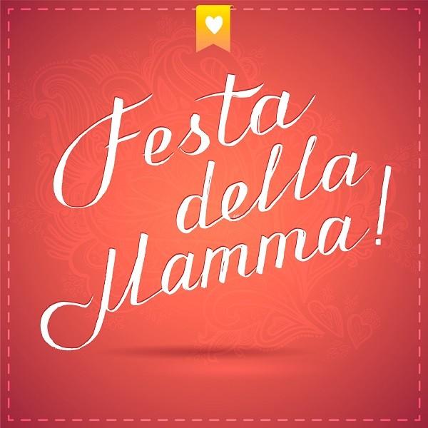 Festa-della-Mamma-moederdag-Italië