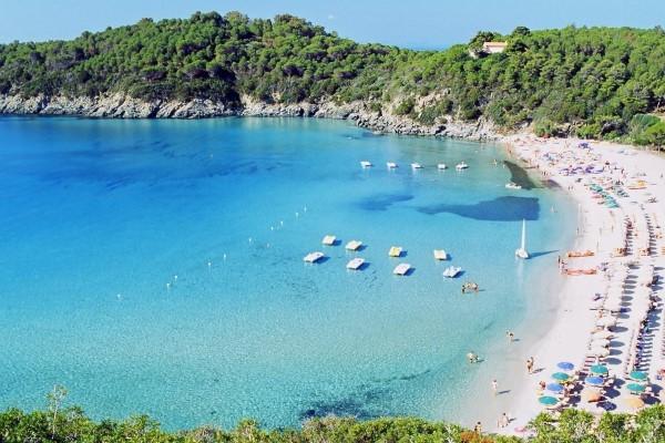 Fetovaia beach