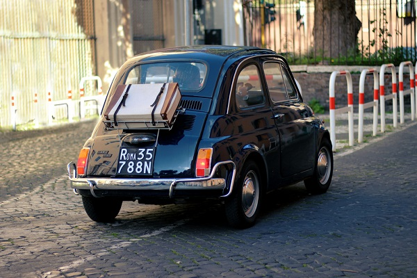Fiat-auto-vakantie-Italië