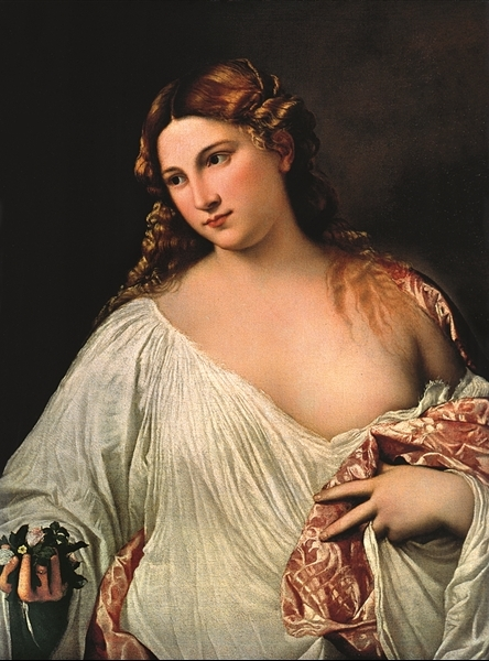 Flora-Titiaan
