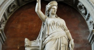 The first Statue of Liberty - Basilica of Santa Croce - Florence