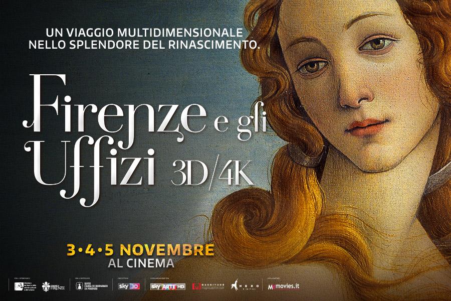 Florence-Uffizi-film-3D-2