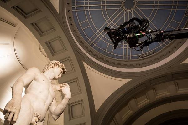 Florence-Uffizi-film-3D