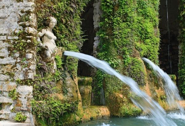 Fontana-Ovato-Villa-Este-Tivoli