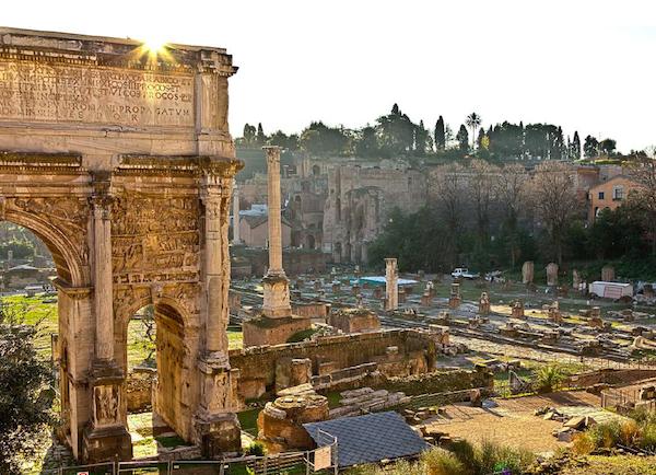 Forum-Romanum-Boog-Septimius-Severus