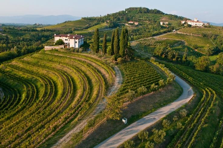 De mooiste dorpjes van friuli venezia giulia ciao tutti for Progettazione giardini friuli venezia giulia