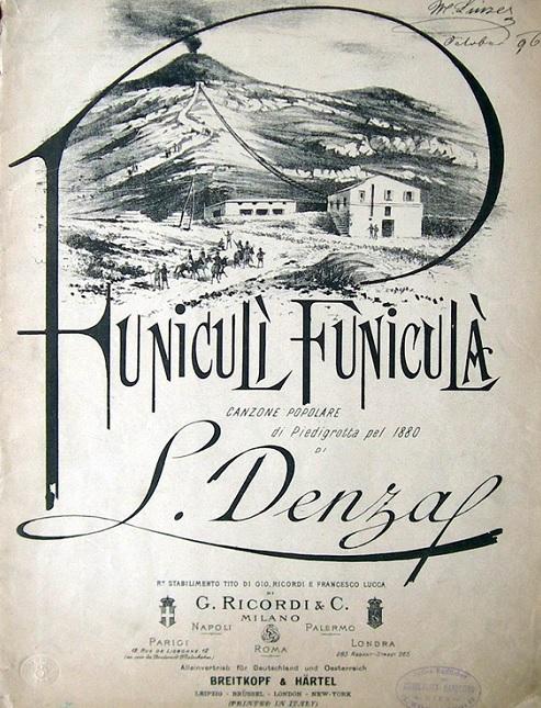 Funiculi-Funicula