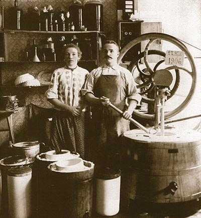 Gelato Museum Italy archive photo