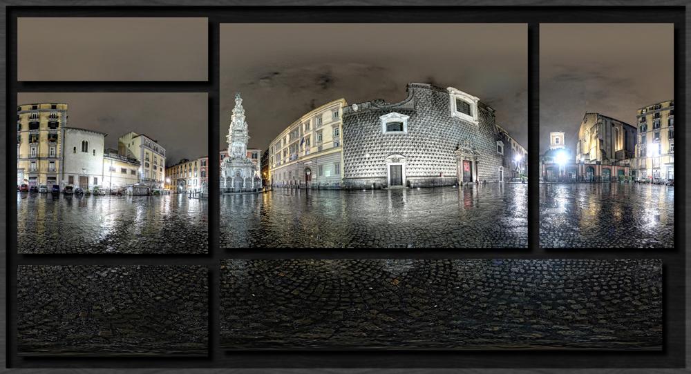 Gesu` Nuovo (Napoli), 2012
