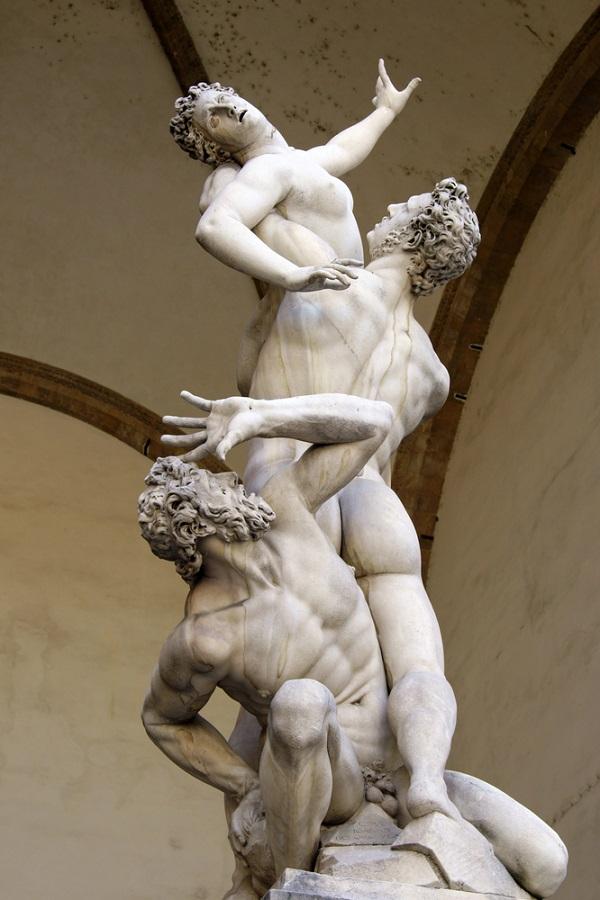 Giambologna-Florence-Sabijnse-maagdenroof-Loggia-Lanzi (4)