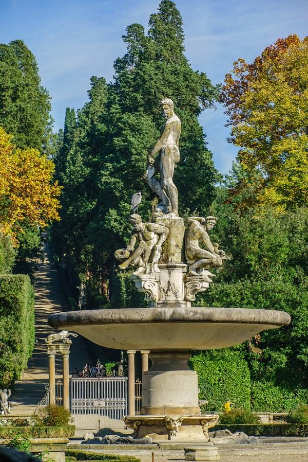 Giambologna-Oceanus-Giardino-Boboli-Florence