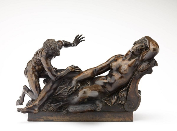 Giambologna-Slapende-nimf-sater-Museum-Boijmans-van-Beuningen-Rotterdam